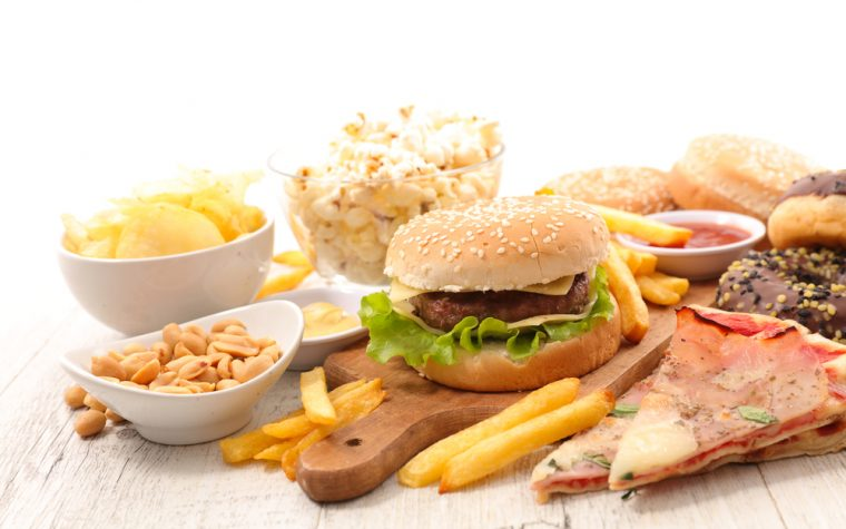 high-fat meal triggers liver changes